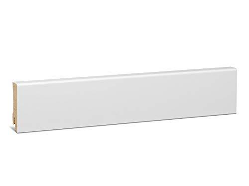 KGM Sockelleiste Modern – Weiß...