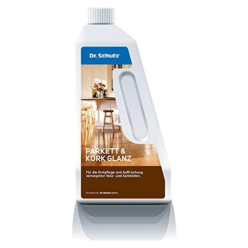 Dr. Schutz Parkett und Kork Glanz 750 ml...