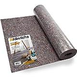 Hinrichs Malervlies 50 m x 1m = 50 m² - 180g Abdeckvlies - Vlies mit Anti-Rutsch Beschichtung - Oberflächenschutz für Maler und Heimwerker