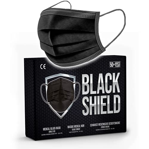 BLACK SHIELD - CE Zertifiziert -...