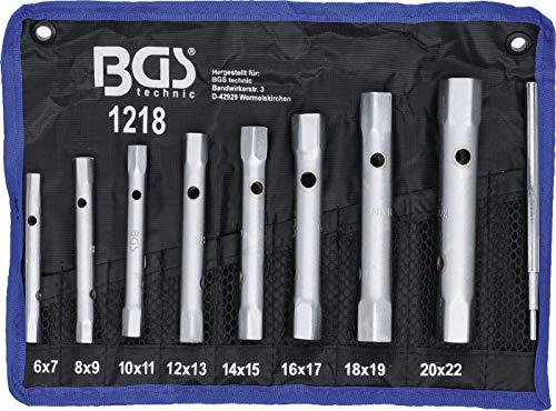 BGS 1218 | Rohrsteckschlüssel-Satz |...