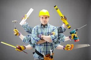 Heimwerken macht Spaß - aber nur mit dem richtigen Werkzeug